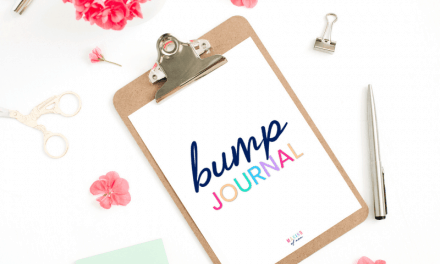 Week by Week Pregnancy Journal – Free Printable