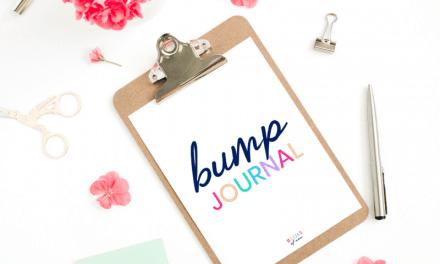 Week by Week Pregnancy Journal – Free Printable