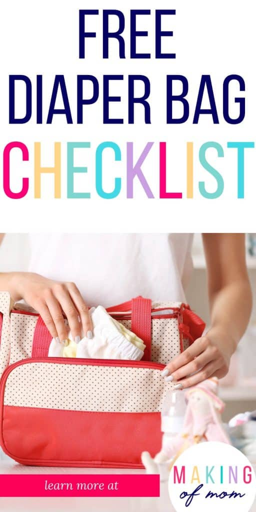 diaper bag checklist (1)