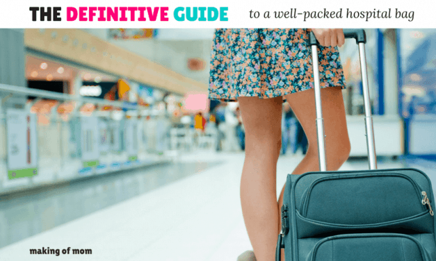 The Definitive Guide to a Well-Packed Hospital Bag