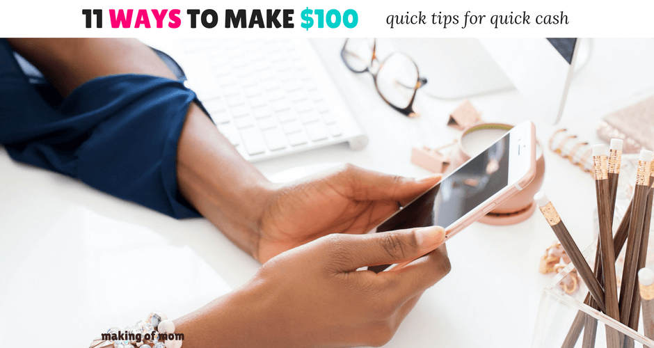 15 Smart Ways to Make $100 Every Day