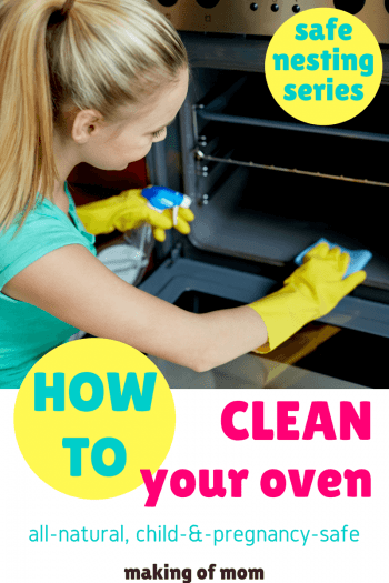 How clean is your oven? Here's an easy, natural way to clean it.
