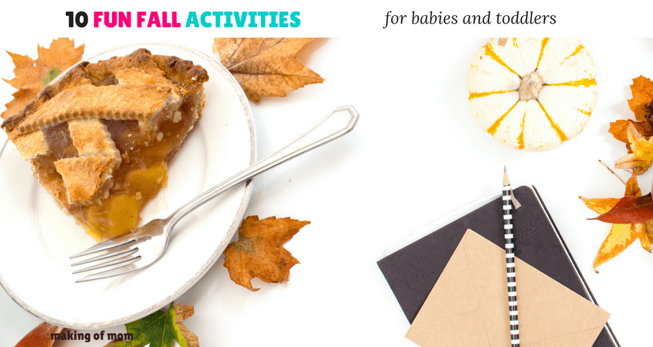 10 Fun Fall Activities for Babies and Toddlers