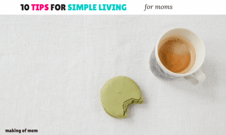 Crucial 14 postpartum products essentials for a better for Simple living mom