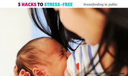 Anxious About Breastfeeding in Public? These 5 Hacks Will Solve It!