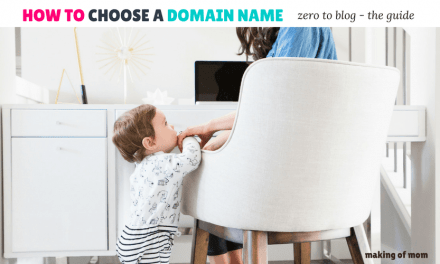 Zero to Blog: How to Choose a Perfect Domain Name