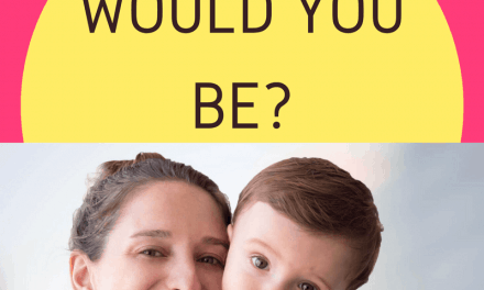 What Type of Mom Blogger Would You Be?