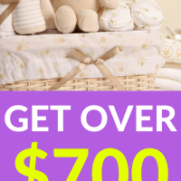 Get Over $700 of Must Have Baby and New Mom Stuff, For Free!