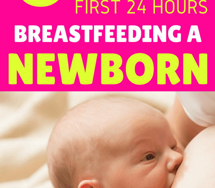 Breastfeeding a Newborn: 8 Crucial Tips for the First 24 Hours