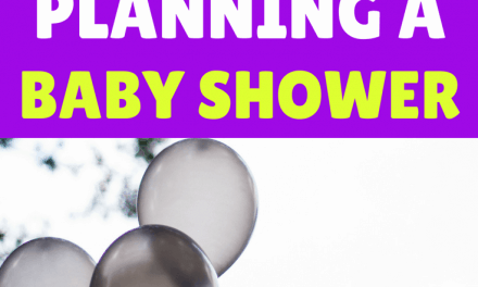 6 Things to Do When Planning a Baby Shower