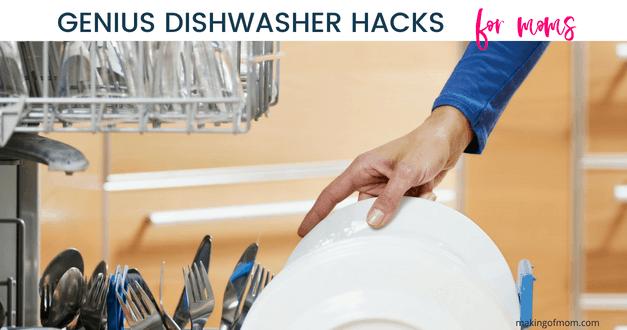 12 Genius Dishwasher Hacks to Make Life Easier