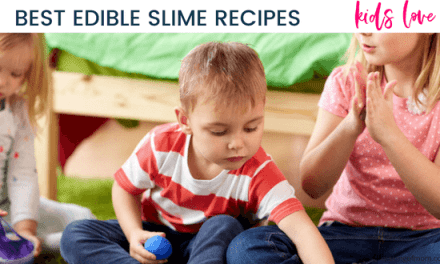 Best Edible Slime Recipes – 5 Minute Recipes From Basic Kitchen Ingredients!
