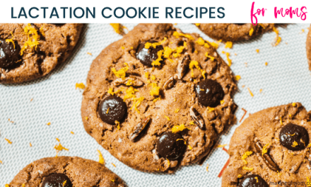 22 Delicious Lactation Cookie Recipes to Increase Your Milk Supply