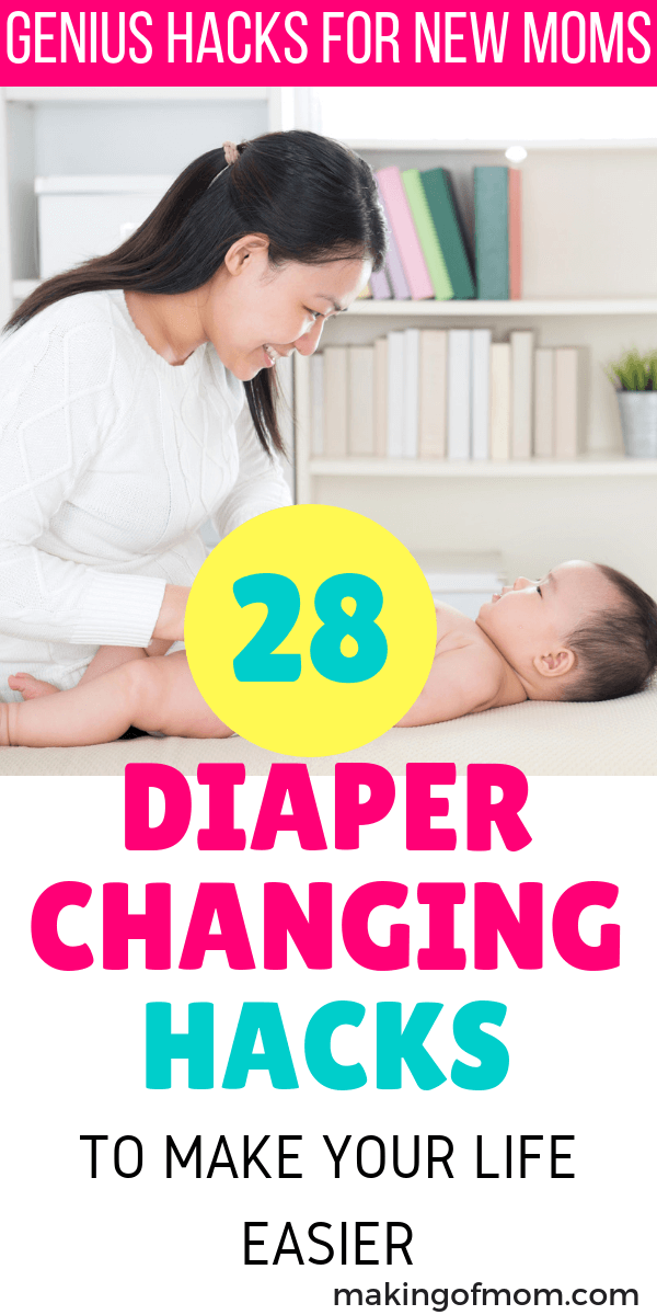 diaper changing tips