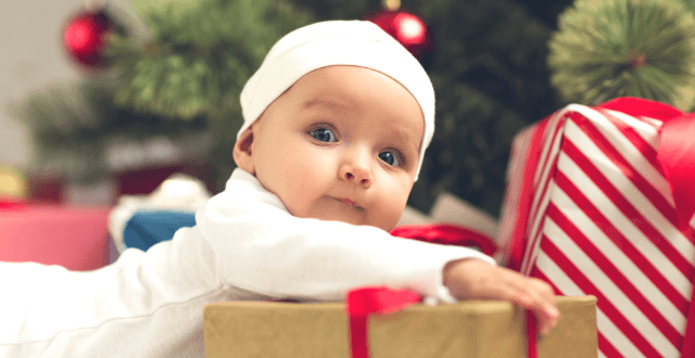 babys first christmas 7 perfect gift ideas for young babies
