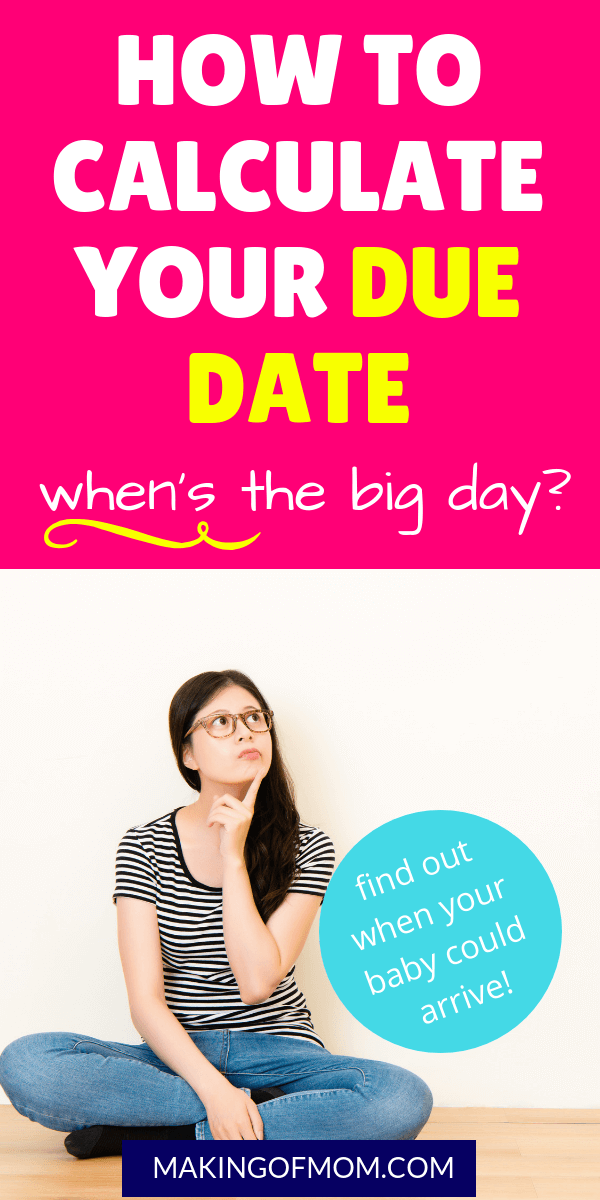 how to calculate due date (1)