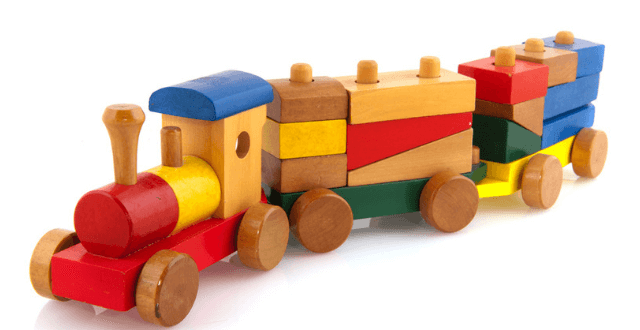 41 Handmade Wooden Toy Gift Ideas for Babies and Toddlers