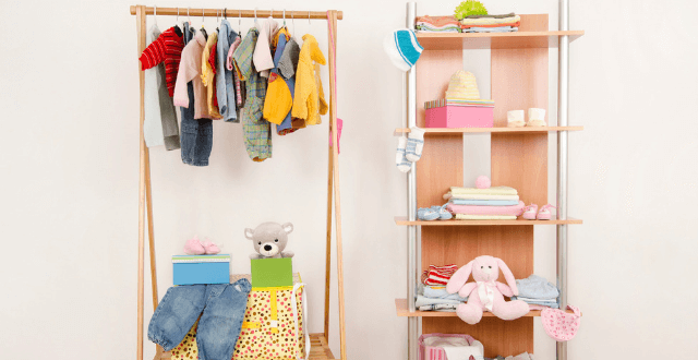 19 Brilliant Baby Clothes Organizer Ideas
