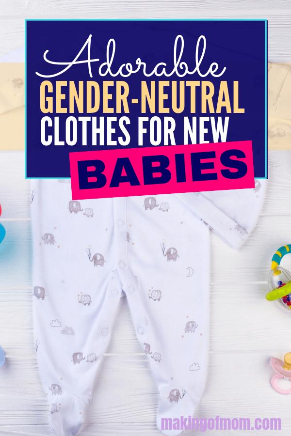 unisex newborn baby clothes(1)