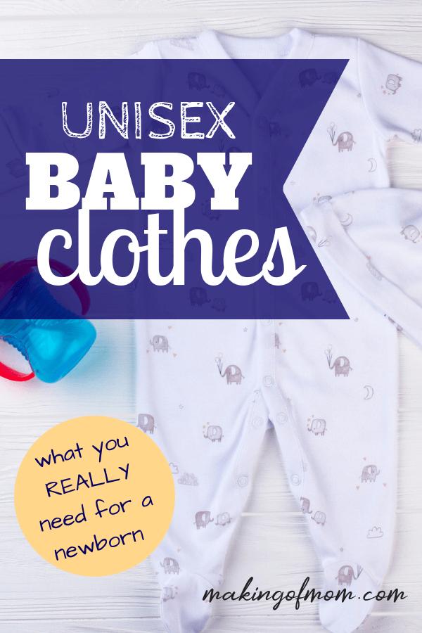 unisex newborn baby clothes(3)