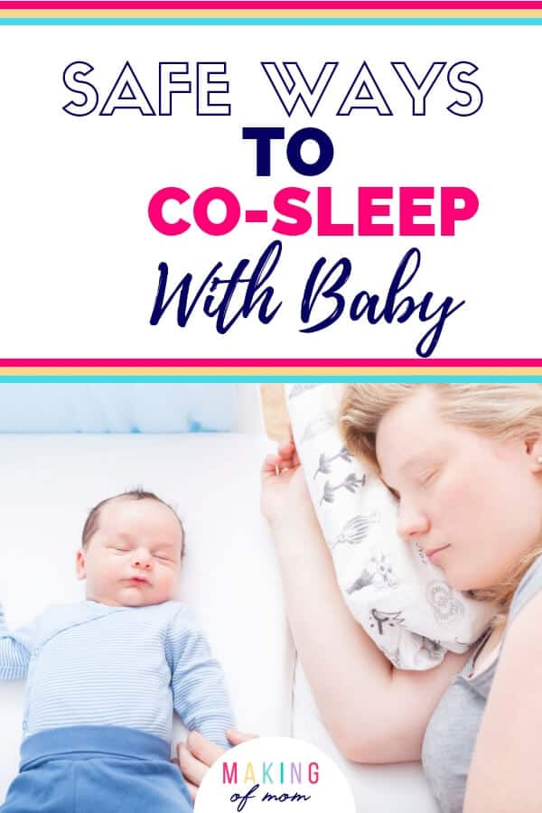 co sleeping with new baby (2)