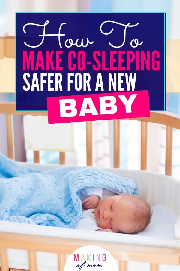 co sleeping with new baby (3)
