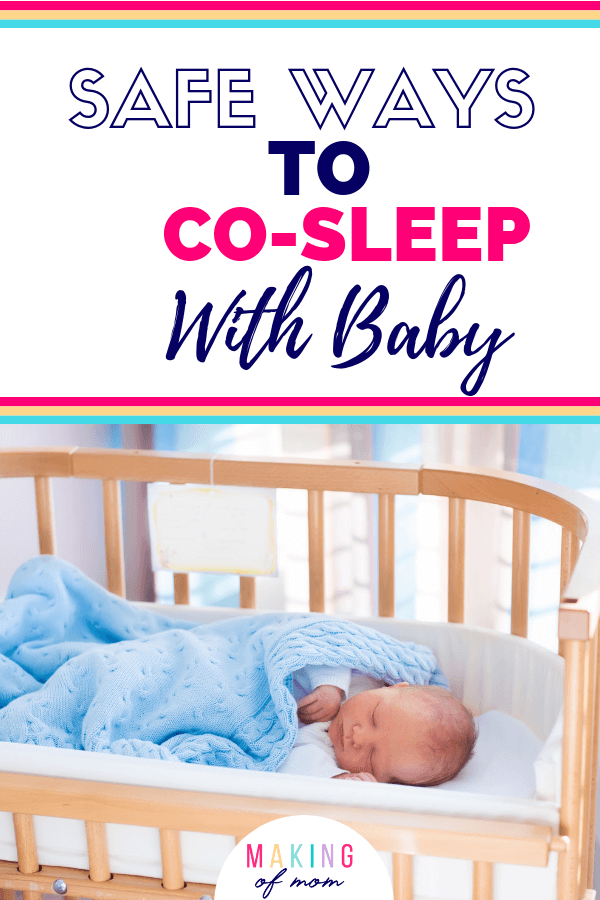 safe co sleeping alternatives