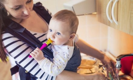 Tips for Spring Cleaning With Baby