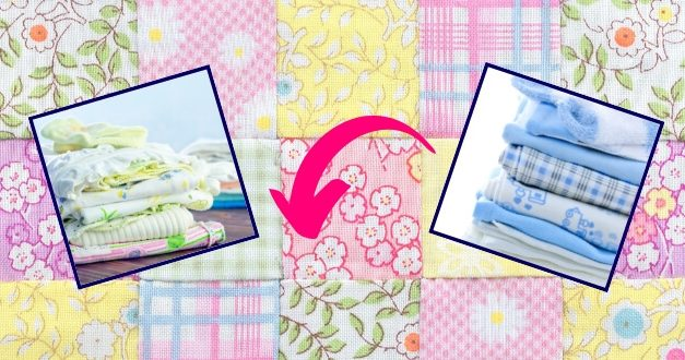 Quilt From Baby Clothes – The Best Way to Save Your Favorite Keepsake Outfits
