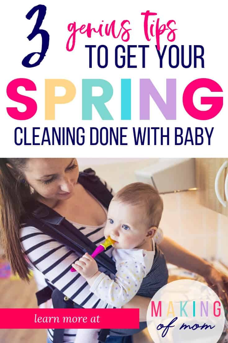 spring cleaning with baby (8)