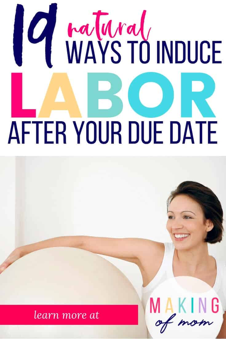ways to induce labor naturally (4)