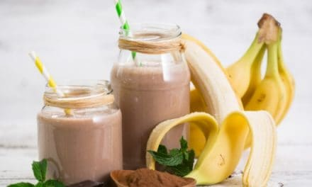 Chocolate Lactation Smoothie