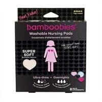 Bamboobies Nursing Pads for Breastfeeding