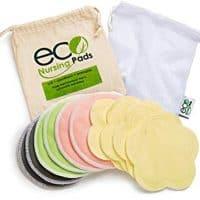 Eco Washable Reusable Bamboo Nursing Pads