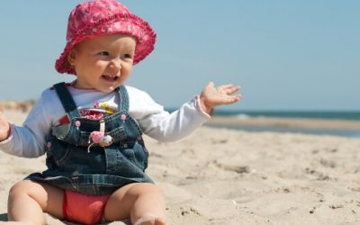 7 Beach Essentials for Baby – Beach Baby Must Haves This Summer!