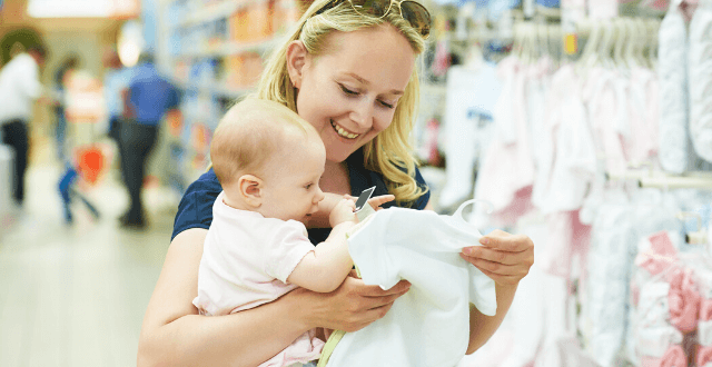 How Baby Clothes Sizing Works