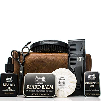 Maison Lambert Black Edition Ultimate Beard grooming Kit