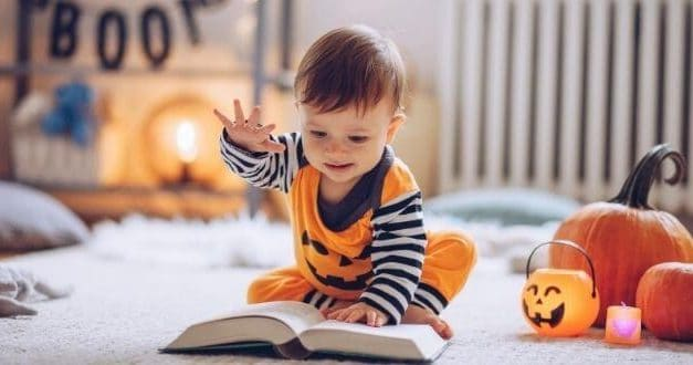 Best Halloween Books For Toddlers (And Babies!)